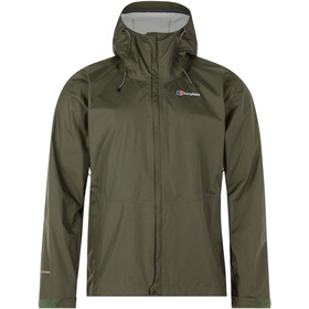 Berghaus Deluge Vented Veste shell Homme, forest night